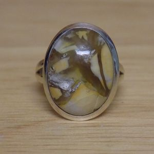 Jewelry - Sterling Silver Estate Ring Size 7.5